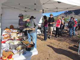 2013 Thanksgiving Rally at Lost Dutchman