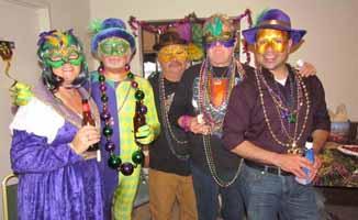 Mardi Gras Rally 2015