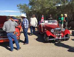 Pancho Villa Rally 2015